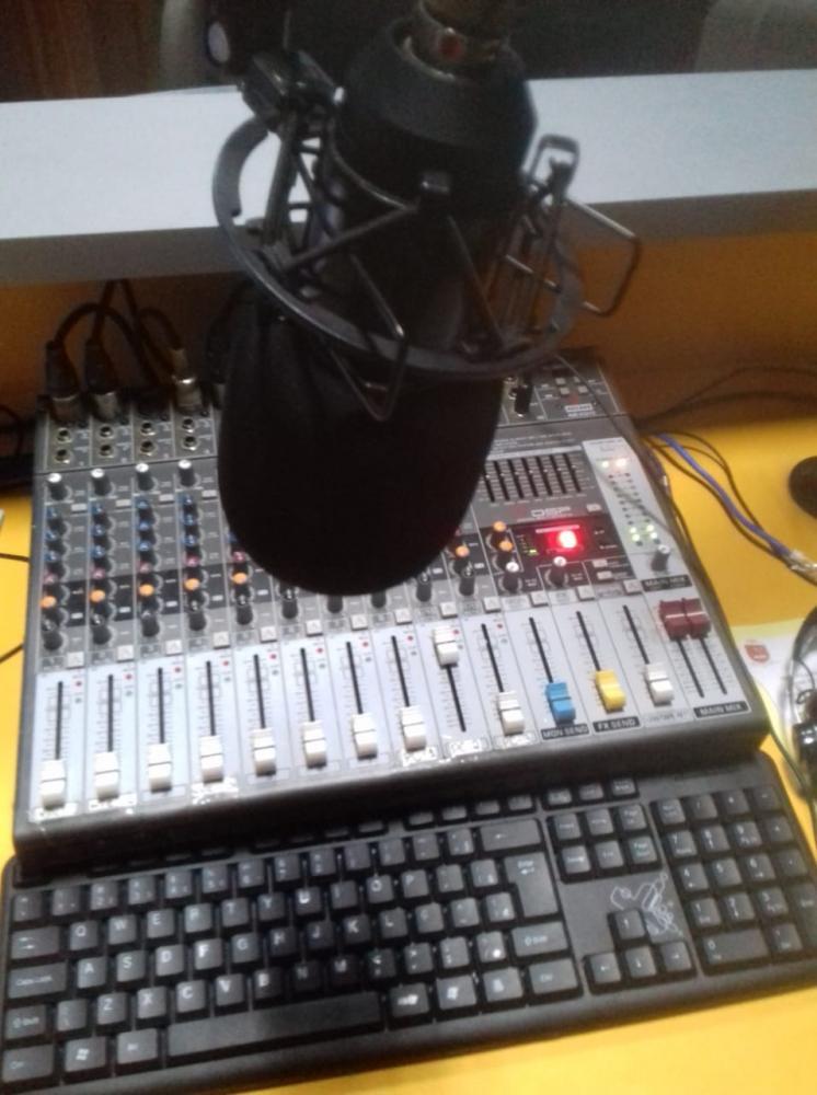 Foto: Stúdio Rádio Verona