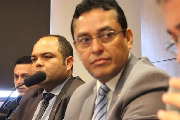 Procurador Geral de Justiça ,Cleandro Moura. (Foto: Fernando Brito/G1)