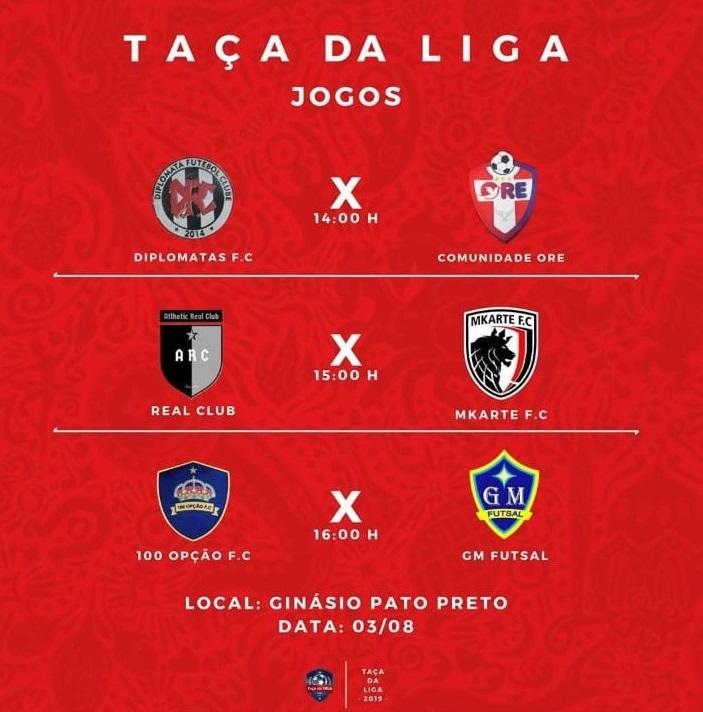Foto: Divulgação/Taça da Liga
