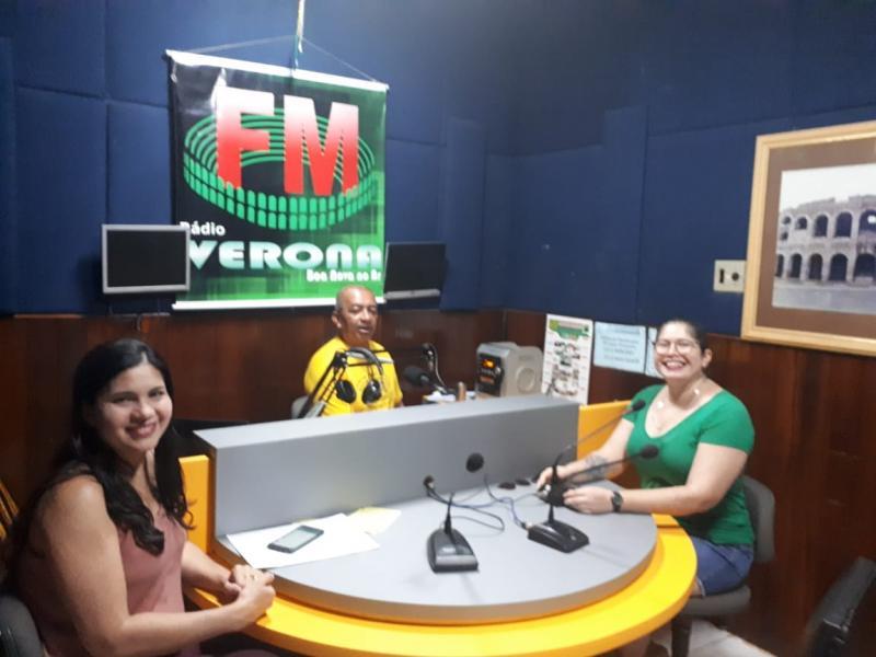 Programa Verona Debate - Com João Costa e Mery Cipriano - Hoje com a participação da advogada Solange Brito, e o assunto é A NOVA PREVIDÊNCIA