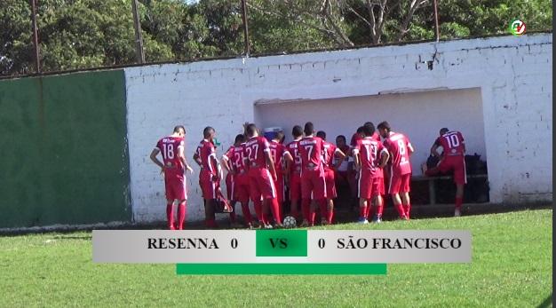 Resenha x São Francisco - 10ª Copa Sitricom